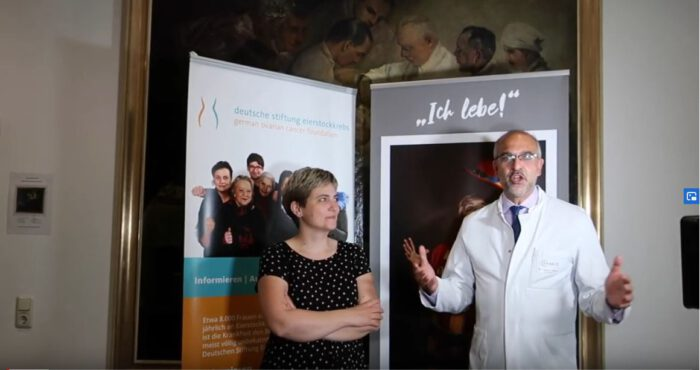 ASCO Kongress Neuigkeiten Studien Eierstockkrebs